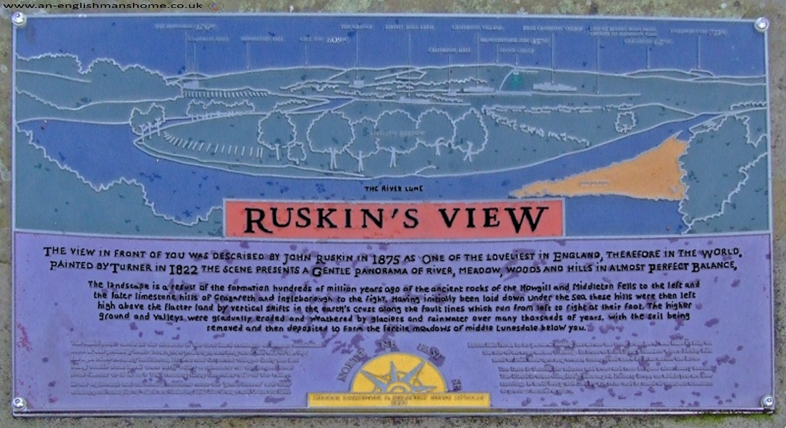 Ruskins view.